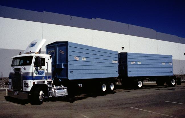 Sani-Hut Company, Inc  - Job Trucks